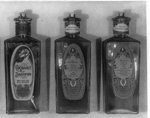 historia do shampoo