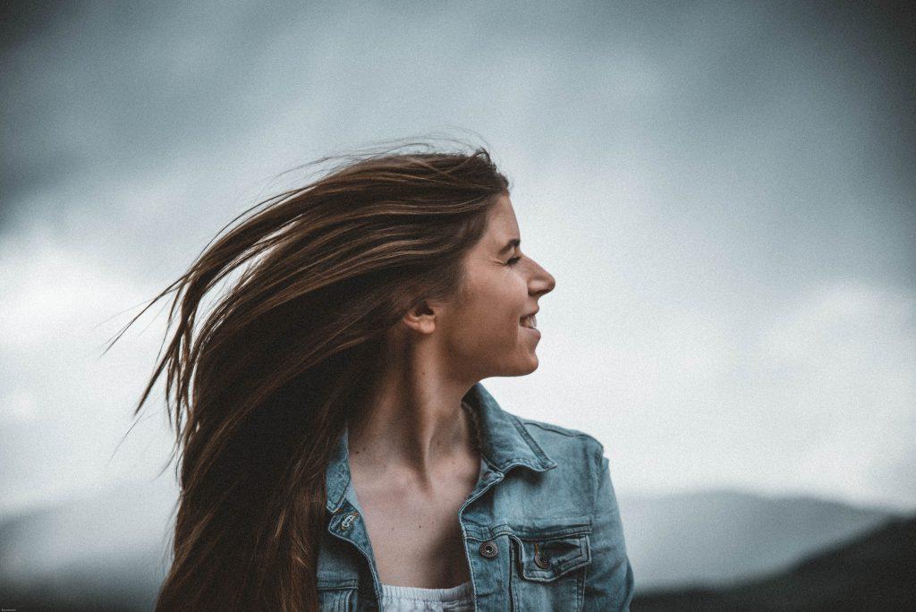 cabelo liso e fino