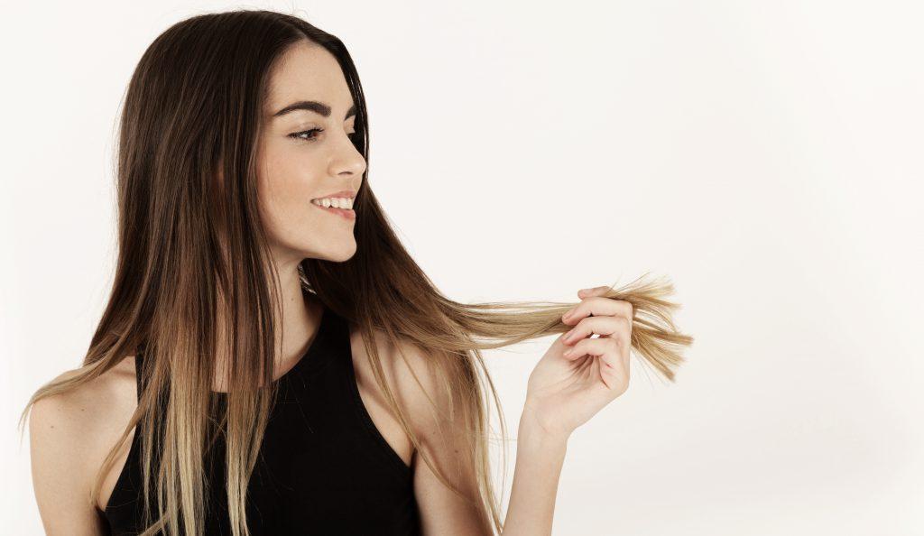 hidratação para cabelo liso