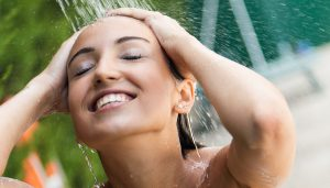 shampoo certo para cabelo misto