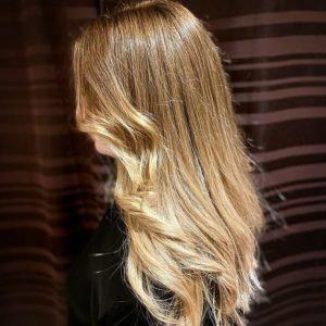 hidratação para cabelo loiro ficar bonito