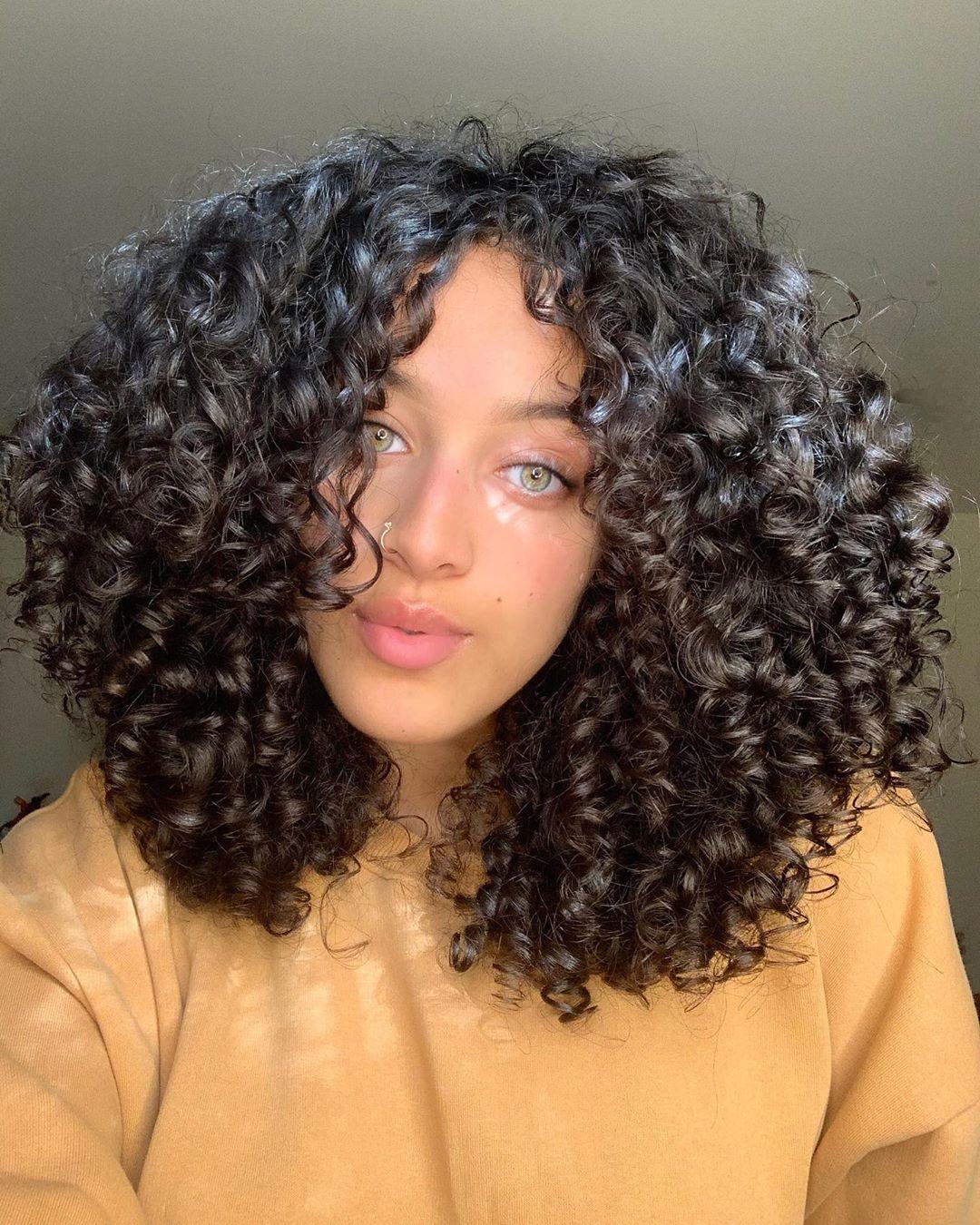 hidratação para cabelos cacheados