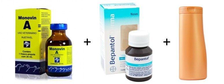 receita shampoo bomba