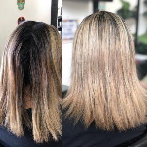 hidratação para cabelo ressecado pós quimica