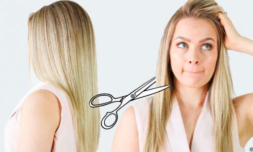 Cortar as pontas ou tratar? Reconheça os sinais de que está na hora de cortar o cabelo