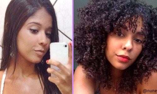 Minha experiência com a transição capilar por Laryssa Nunes