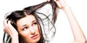 cabelo oleoso pode hidratação com óleo de coco