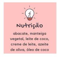 nutrição capilar