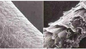 o vinagra de maça no cabelo fecha cuticulas