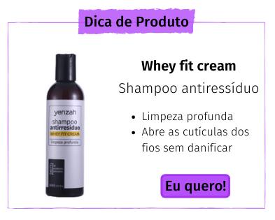 como fazer shampoozada