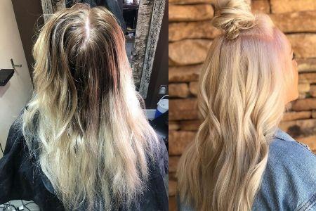 Cuidados para descolorir e conseguir o cabelo platinado