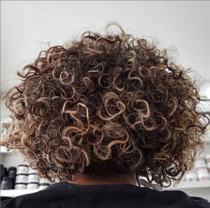 fitagem no cabelo