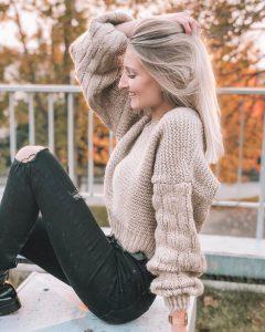 cabelo descolorido liso