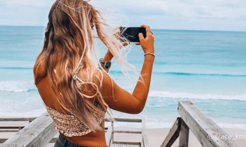 """Spray clareador para a praia: como ter aquele cabelo """"beijado pelo sol"""""""