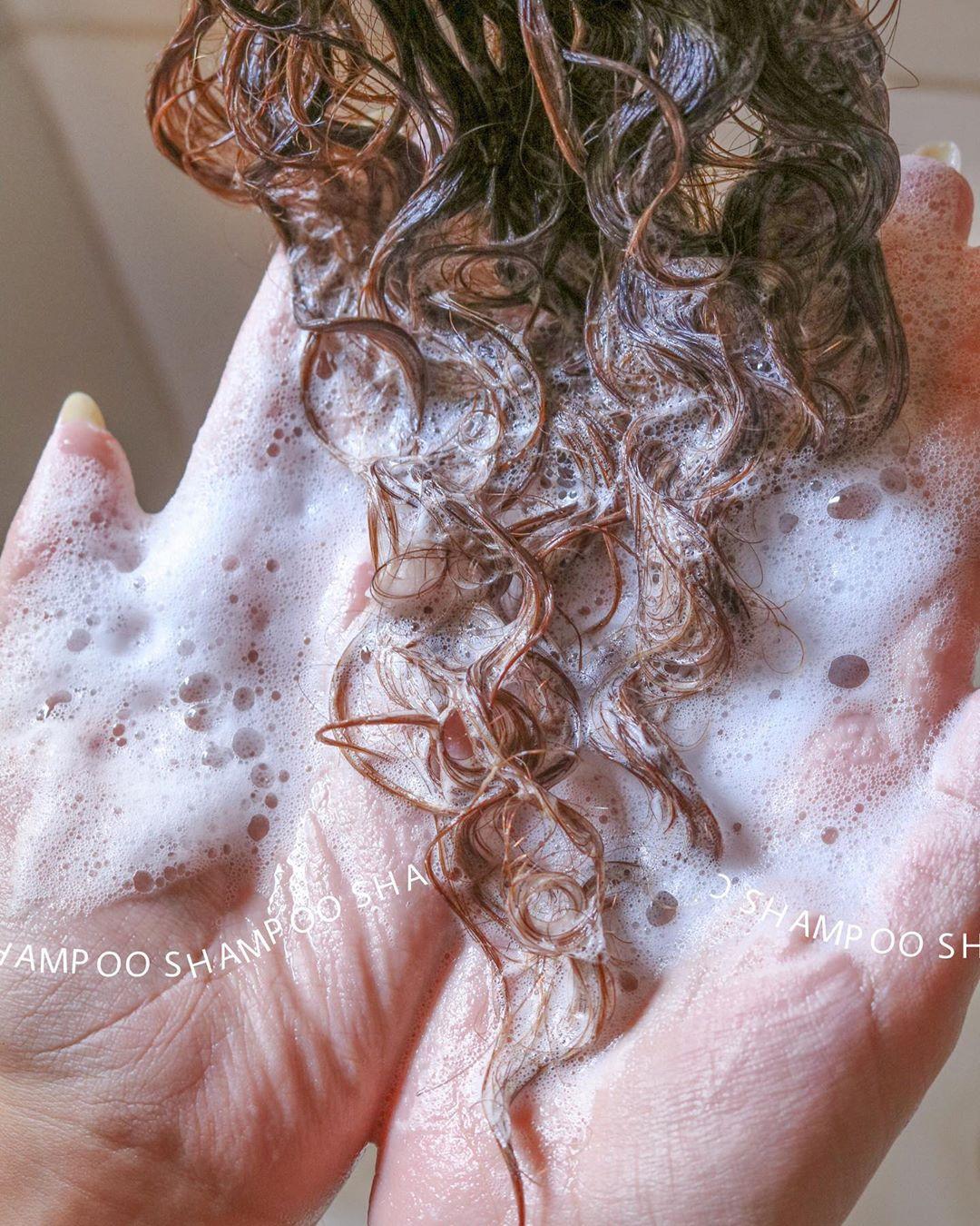 Shampoo caspa