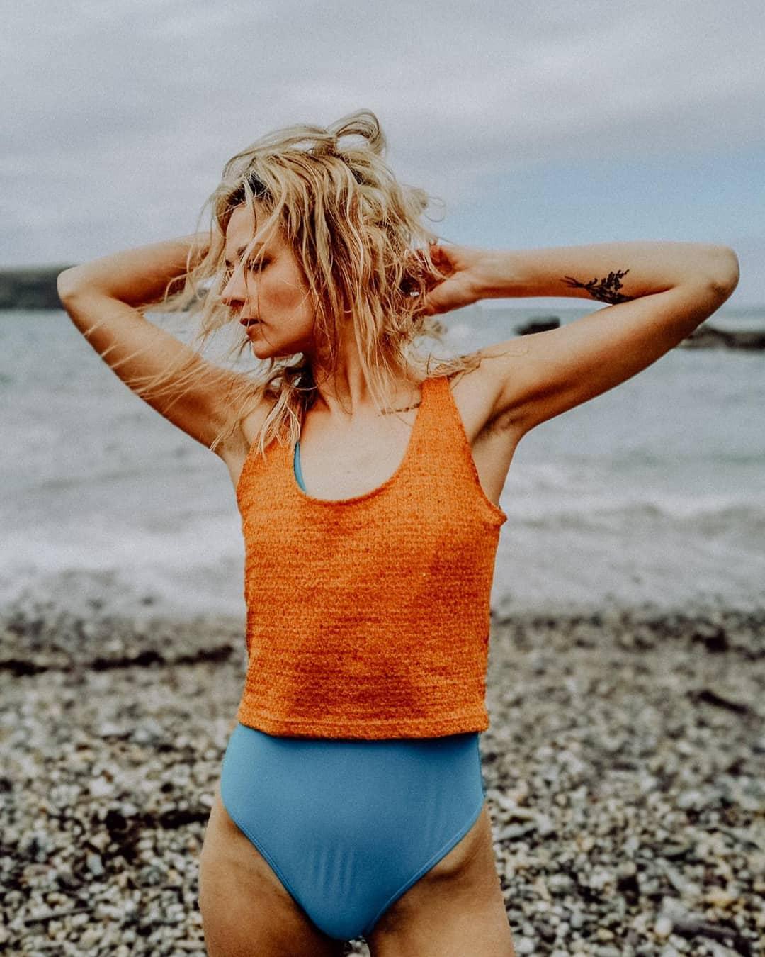 cabelo surfista