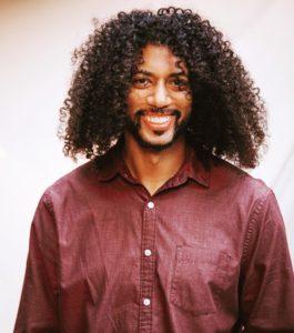 cabelo grande masculino black power