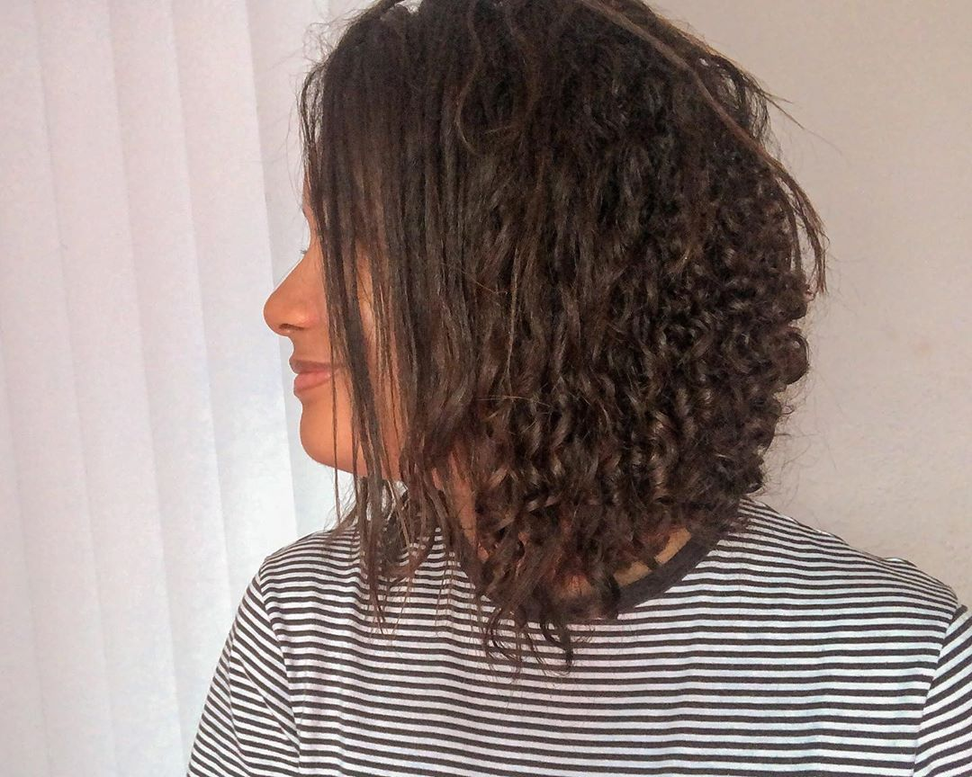 cabelos em transição capilar