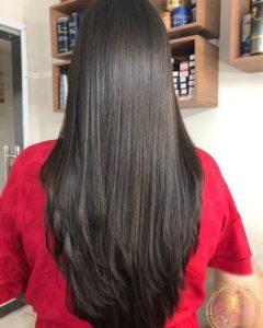 como cuidar do cabelo depois de fazer botox para o efeito permanecer
