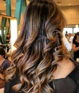 cabelo avelã