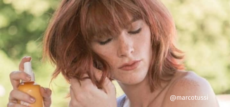 Spray de cabelo: conheça os tipos e quando usar