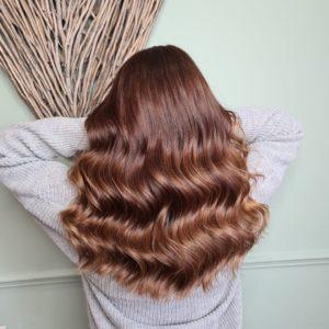 dica para diminuir o volume do cabelo