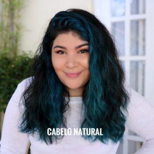 história do meu cabelo