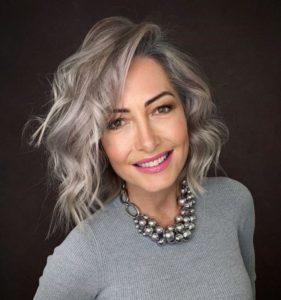 como tirar tintura do cabelo e deixar grisalho naturalmente