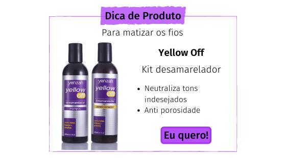 dica de produto como tirar tintura do cabelo e deixar grisalho
