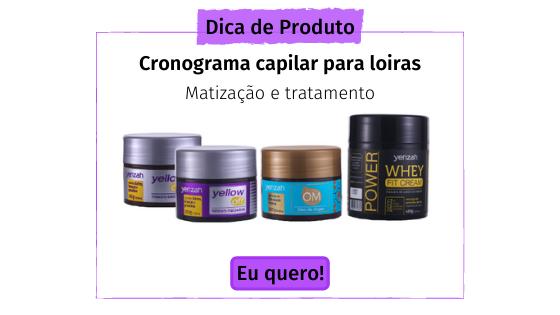 dica de produto para neutralizar o laranja do cabelo