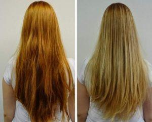 como neutralizar o laranja do cabelo loiro