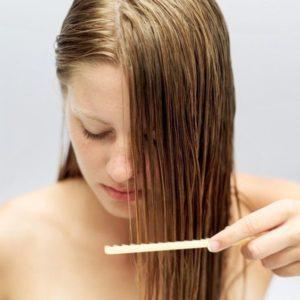 Frequência de lavar cada tipo de cabelo