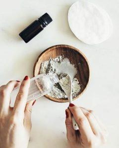 esfoliante para couro cabeludo com argila