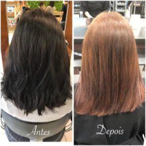 tudo sobre como tirar a tinta do cabelo e voltar a cor natural