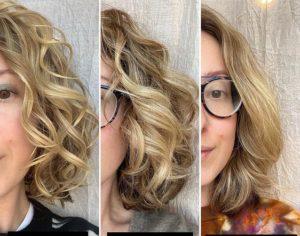 resultado produtos para cabelos ondulados